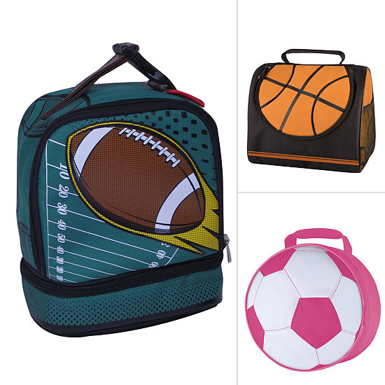 Sporty Lunch Bags