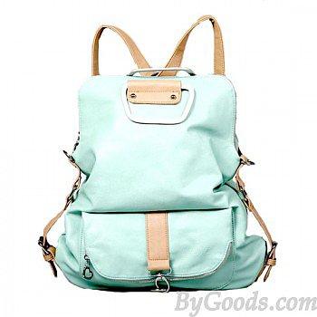 Unique Fresh Multifunction Backpack &Handbag