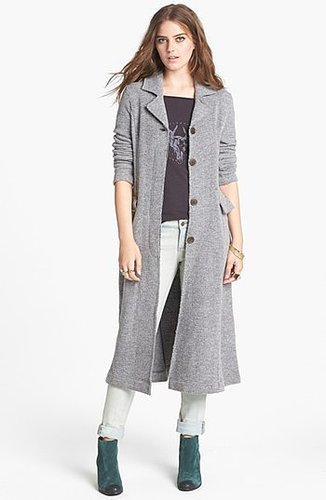 Free People Trench Duster Medium