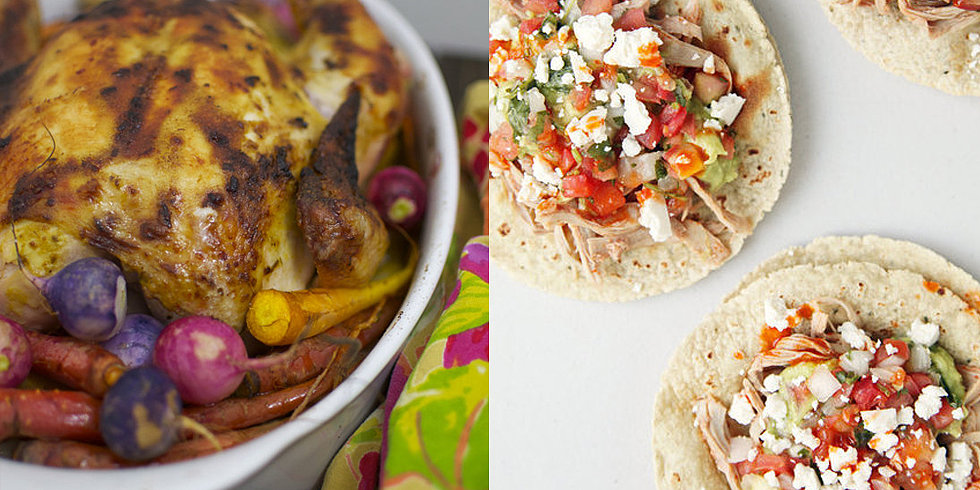 5 Ways to Transform Last Night's Dinner Into Today's Lunch