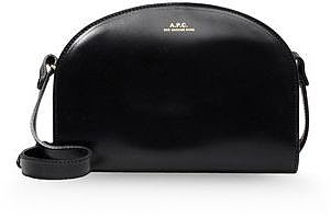 A.P.C. Medium leather bag