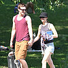 Jennifer Lawrence and Nicholas Hoult Back Together Pictures
