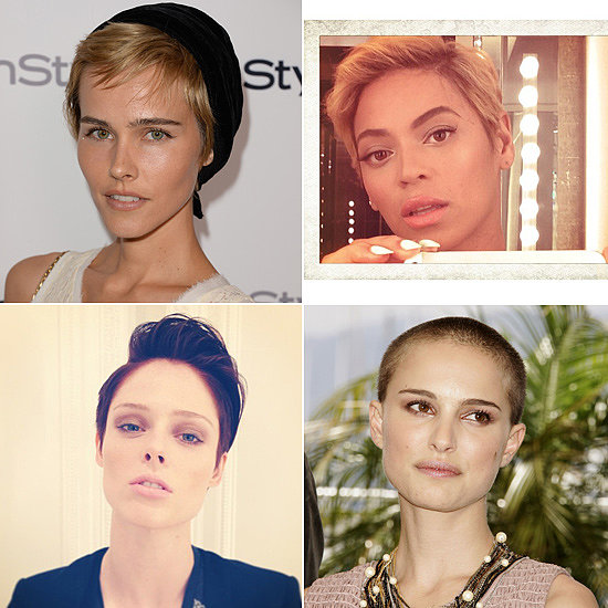 Beauty Spotlight: The Short-Haired Celebrity Club