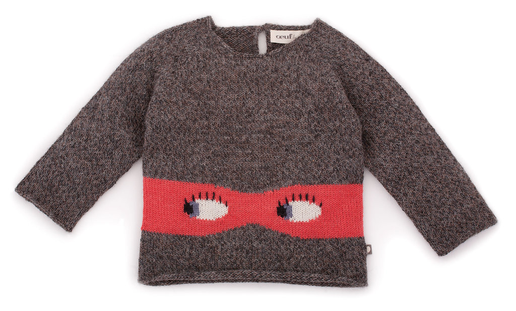 Oeuf Fall 2013 | We Can't Get Enough of Oeuf's Witty Knits ...