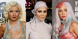 #TBT: Gaga's Steak Hat, Miley's Buns, and More Iconic VMA Looks
