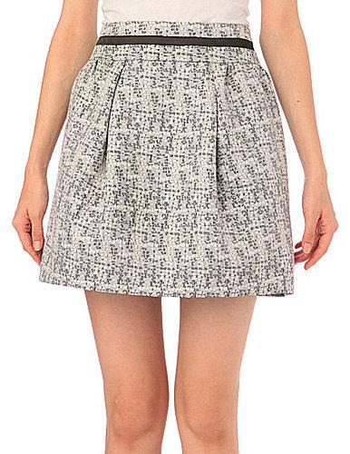 [MINIMUM]ラメ入りボリュームスカート