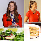 A Supermodel Workout, the Perfect 3-Layer Cake, and Homemade Dressing: The Best of POPSUGARTV This Week