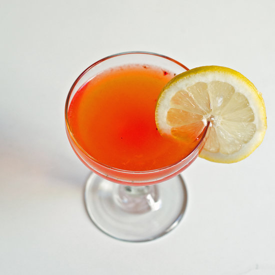 Strawberry vodka cocktail recipe popsugar food for Drinks with simple syrup and vodka
