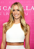 Kristin Cavallari was in Las Vegas celebrating her shoe collection with Chinese Laundry earlier this week. We loved her flowing blowout paired with pretty neutral makeup.