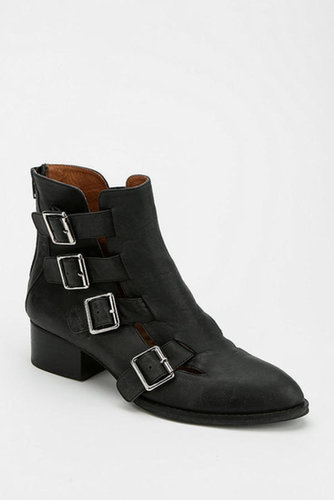 Jeffrey Campbell Evermore Side-Buckle Boot