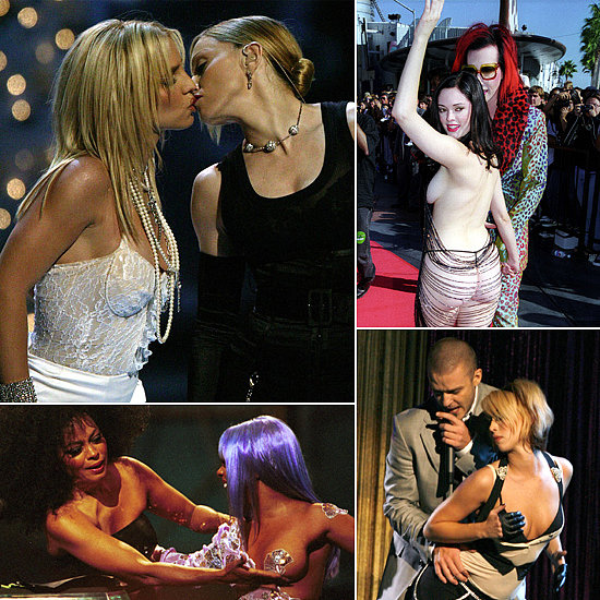 The Sexiest Moments in VMA History