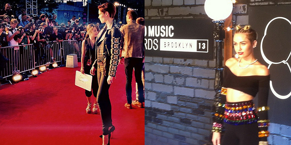 House of Style: The VMAs' Most Fashionable Instagrams