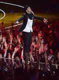 Justin Timberlake had the VMAs crowd on their feet.