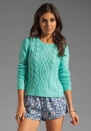 Finders Keepers Turn Around Knit