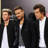 "One Direction stellt ""This is us"" in New York vor"