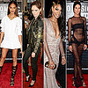 Supermodels at 2013 MTV VMAs