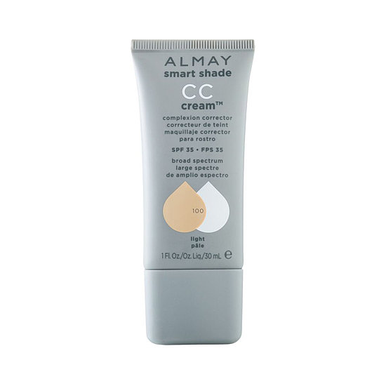 Almay has converted its smart shade technology into an affordable CC cream ($10).
