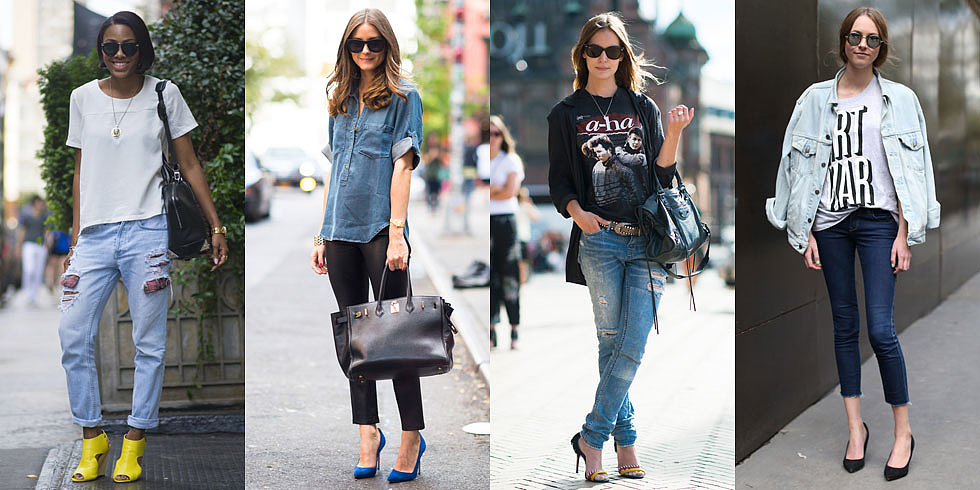 Denim Days: 30 Days in Our Jeans