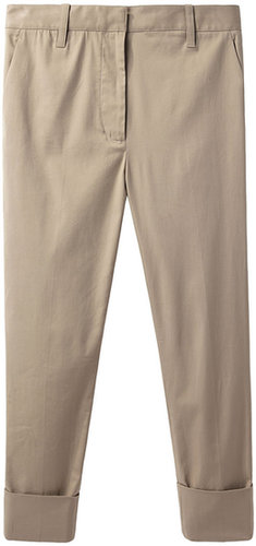 3.1 Phillip Lim / Tapered Dickie Trouser