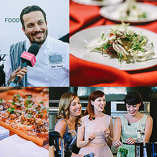 Chefs at the LA Food & Wine Festival