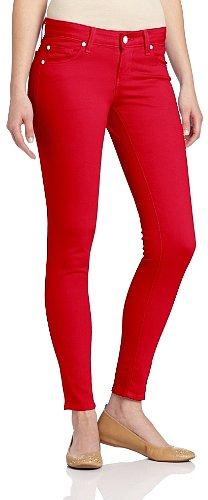 David Kahn Women's Nikki Colored Ankle Jean