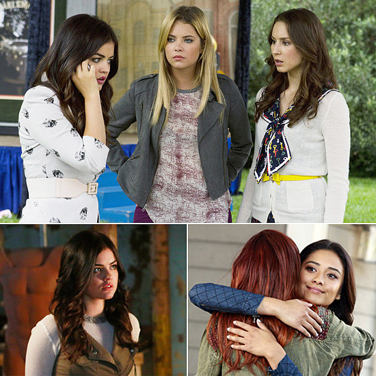 That's a Wrap! See and Shop Pretty Little Liars' Season 4 Style