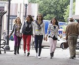 A full-length shot of the girls' looks. Source: ABC Family