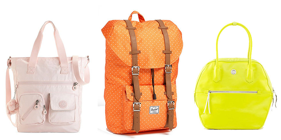Not Just For Jocks: 7 Gym Bags Smart Enough For School