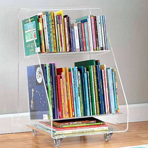 Book Storage For Kids For Small Spaces