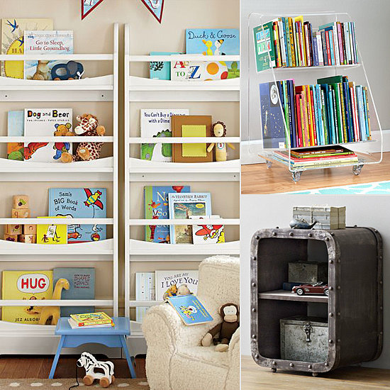 Book Storage For Kids For Small Spaces | POPSUGAR Moms