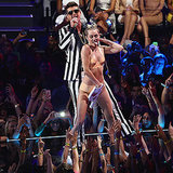 Celebrity Reactions to Miley Cyrus 2013 VMA Performance