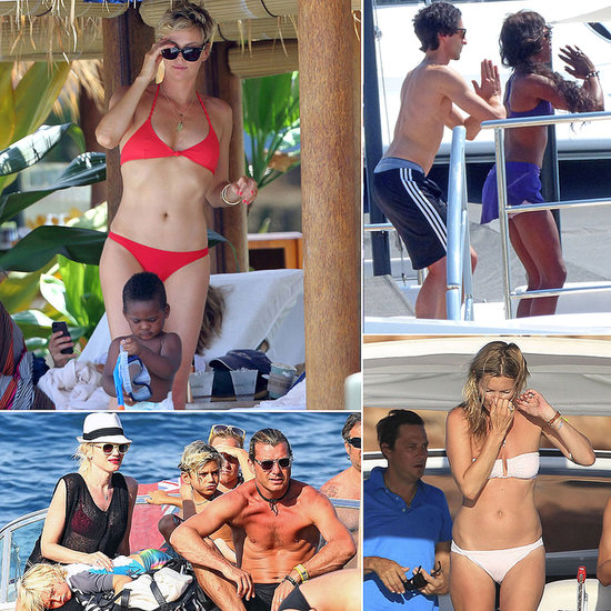 The Best Celebrity Summer Vacation Snaps!