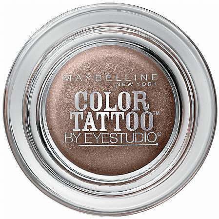 Maybelline EyeStudio Color Tattoo Eyeshadow Bad to The Bronze