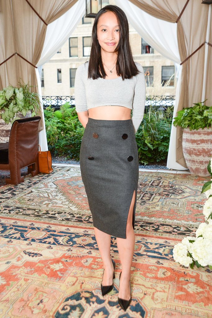 Jodie Chan joined Kate Spade New York in toasting Altuzarra on the roof of the Nomad Hotel.