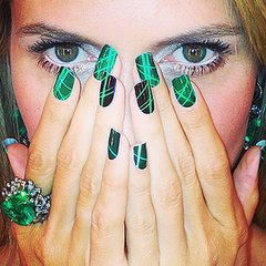 Heidi Klum Beauty Instagram Pictures