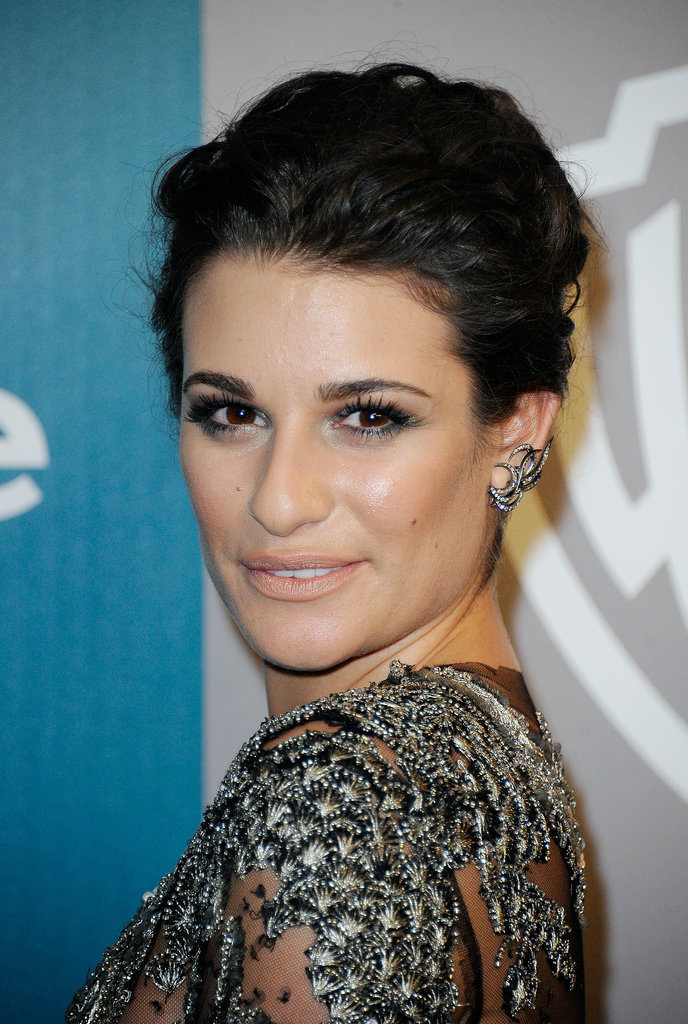 January 2012: 13th Annual Warner Bros. and InStyle Golden Globe Awards
