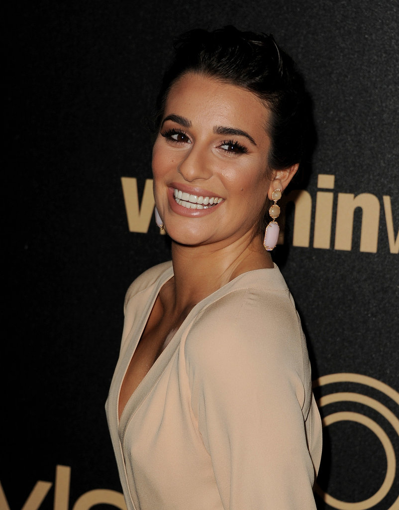 November 2012: InStyle's Golden Globes Celebration