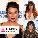 Happy 27th Birthday, Lea Michele!