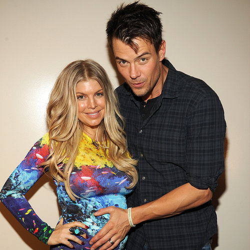 Josh Duhamel and Fergie Welcome Baby Boy Axl Jack Duhamel