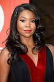 Gabrielle Union brought the classic glam to the Miu Miu Women's Tales event with her soft waves, cat eye, and red lipstick.