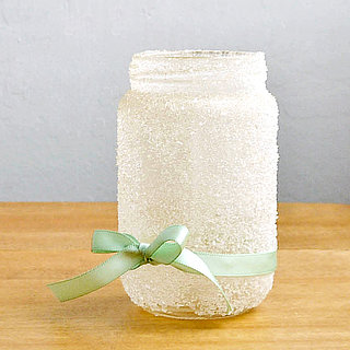 DIY Epsom Salts Jar