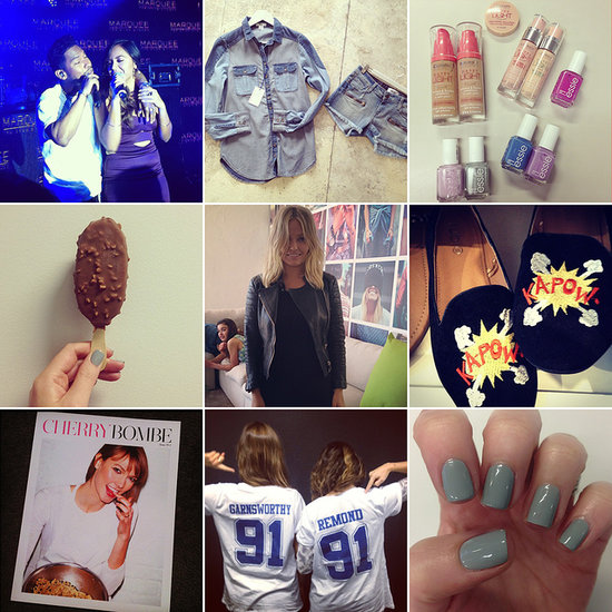 POPSUGAR Diary: Our Week in Pics!