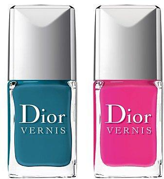 Dior 'Vernis - Bird of Paradise' Nail Duo