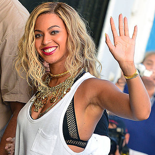 Beyonce Films Music Video in Coney Island With Jourdan Dunn