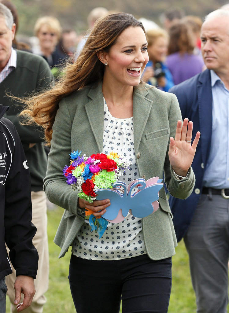 Kate Middleton and Prince William Leave Prince George at Home For a Royal Appearance