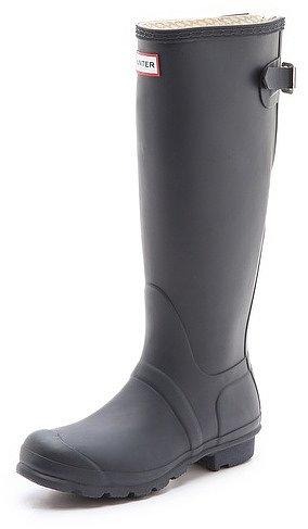 Hunter boots Adjustable Back Rain Boots