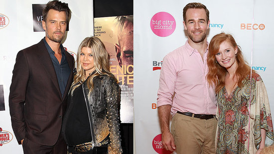 Video: The Celebrity Baby Boom Continues With James Van Der Beek and Fergie