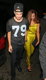 Liam Payne held Sophia Smith's hand while out in London.