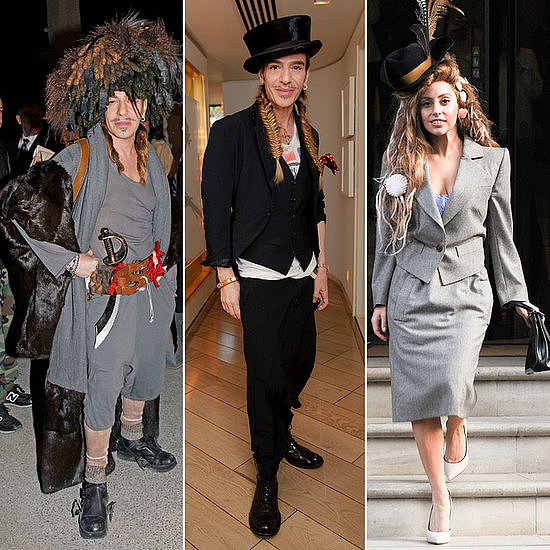 Is Lady Gaga getting inspired by Galliano?