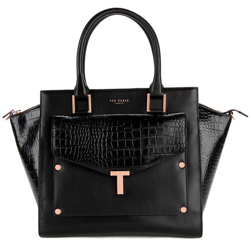 A Beautiful Bag That Transforms From Tote to Clutch in a Cinch